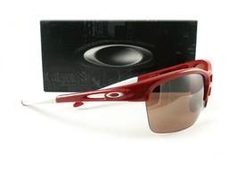 Oakley RPM Squared Sunglasses Redline VR28 Black Iridium OO9205-15 New Authentic - $88.00