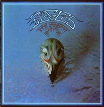 Eagles Greatest Hits Album Cover Poster | 24X24 Inches | - $18.99