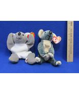TY Beanie Babies Plush Original Stuffed Animal 1996 Mel 1999 Eucalyptus ... - $12.22