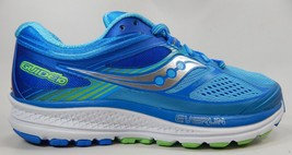 Saucony Guide 10 Size: 7 M (B) EU 38 Women's Running Shoes Blue S10350-1