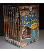 Grand Ole Opry Video Classics - 120 PERFORMANCES - 8 DVDS - LIKE NEW - R... - $77.88