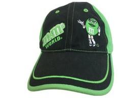 Cute Used M&M's Hat  M&M's Green Lady World Las Vegas - $16.82