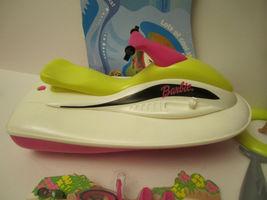 MINT Deboxed Partial 2003 Barbie Sea Splashin' Set Doll with Jetski & Dolphin image 6