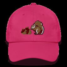 CHIPMUNK HAT / WILDLIFE HAT / ANIMALS HAT / COTTON CAP image 7