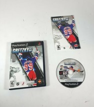 Gretzky NHL 06 PS2 (Sony PlayStation 2, 2005) Complete - $9.64