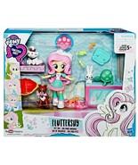 My Little Pony Equestria Girls Fluttershy Pet Spa Set - $24.68