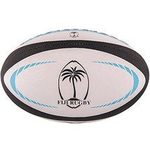 Gilbert Fiji Replica Rugby Ball Size 5 image 2