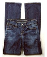 Citizens Of Humanity Women's Jeans Dita Petite Bootcut Size 25 Stretch D... - $32.82
