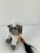 "The Petting Zoo Plush Monkey 8"" Wildlife Collection Stuffed Toy - $8.59"