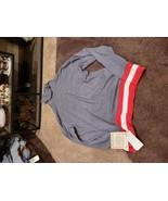 Mens Washington Senators Cooperstown Collection Lightweight Hoodie XL - $32.50