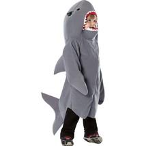 Shark Child Costume Size Small 4-6X - $35.02