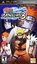 Naruto Shipuden: Ultimate Ninja Heroes 3 - Sony PSP [Sony PSP] - $14.72