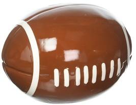 Burton & Burton Football Sports Themed Ceramic Kids Piggy Bank Bedroom D... - $19.34