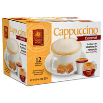 Copper Moon Caramel Cappuccino 12 to 84 Keurig K cups Pick Any Size - $29.99+