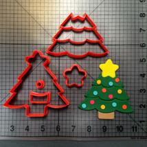 Christmas Tree 104 Cookie Cutter Set - $6.00+