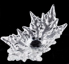 Lalique Champs Elysees Crystal Bowl Clear Color Retails for Great Deal - $1,870.39