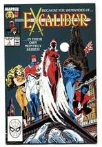 Excalibur #1 1st issue - Marvel comic book - $25.22