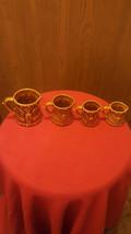 Ceramic Measuring Mugs with Eagle pattern - $9.95