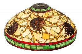 "Meyda Tiffany 40352 Pinecone Lamp Shade, 22"" Width - $655.20"
