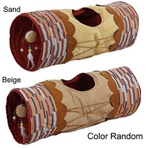 ALL FOR PAWS AFP Crinkle Cat Tunnel Cat Toys Yingura Tunnel - $17.36 CAD