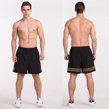 Men Sports Shorts Jogging Jogger Running Run Training Football Outdoor F... - $25.15