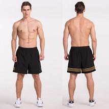 Men Sports Shorts Jogging Jogger Running Run Training Football Outdoor F... - $26.58