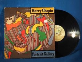 Vintage Harry Chapin Portrait Gallery LP Vinyl Record - £23.55 GBP