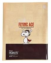 Delfino B6 notebook cover Peanuts Snoopy Vintag... - $32.35