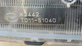 07-09 Mazda CX-9 CX9 Xenon HID Headlight Driver Left LH - POLISHED image 9
