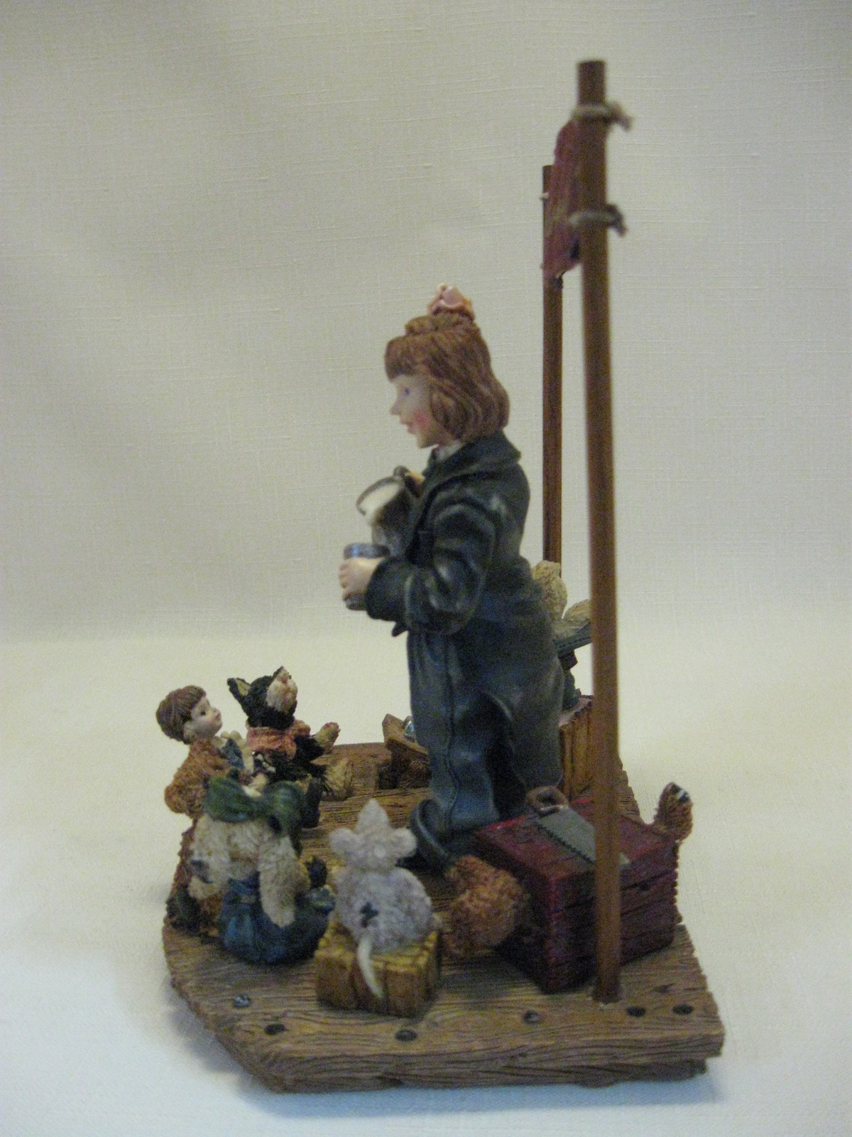 Yesterdays Child Figurine The Magic Show at 4 Limited Edition Boyd's Collection image 6