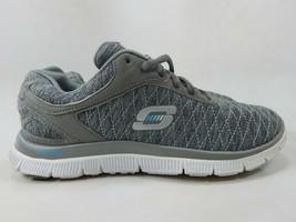 Skechers Flex Appeal Eye Catcher Size 6 M (B) EU 36 Women's Sneakers Sho... - £18.23 GBP