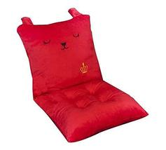 Cute Memory Foam Chair Pad And Cushions Red - £25.20 GBP