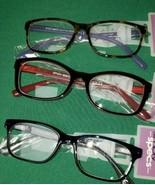 Lot Of 3 FGX +2.50 Strong Womans Fashion Reading Glasses PP fgx2 - $13.67
