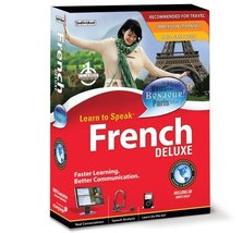 Learn To Speak French Deluxe - $14.55