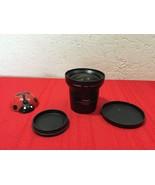 Canon WC-DC58A 0.75x Wide Converter and Convertion Lens Adapter LA-DC58E - $100.00