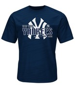 MLB New York Yankees Men's Short Sleeve Crew Neck Bringing The Glory Tee... - $15.95