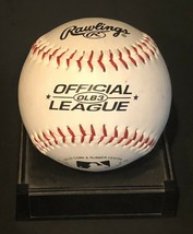 Rawlings Practice Baseball Official Major Little League Training Ball Cl... - $3.95