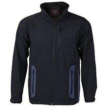 Maximos Men's Athletic Water Resistant Windbreaker Jacket SHAMU (2XL)