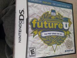 Nintendo DS futureU: The Prep Game For SAT image 1