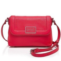 MARC BY MARC JACOBS Rose Pink Pebbled Leather Abbott Blaze Crossbody Bag - $151.81 CAD