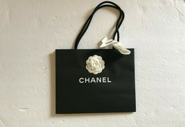 CHANEL Shopping Bag With Camellia Flowers + Ribbon - $34.65