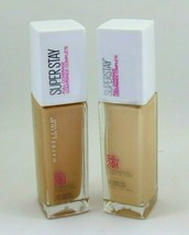 MAYBELLINE SUPERSTAY Full Coverage Foundation 1.0oz/30ml Choose Shade - $8.95