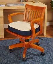 Oversized Gel Chair Cushion Office Desk Vehicle Comfortable Soft Truck D... - $28.70