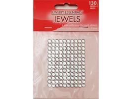 Horizon Group Jewels 4mm Self-Adhesive Rhinestone Stickers #JC11358-121