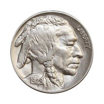 Superb - 1929 D Buffalo Nickel - Gem BU / MS / UNC - High Grade Coin - $247.00