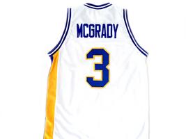 Tracy McGrady #3 Auburndale High School Men Basketball Jersey White Any Size image 5