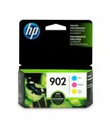 HP T0A38AN 902 C/M/Y 3-pack Color Ink Cartridges for OfficeJet 6962 6965... - $49.95