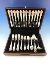 Sir Christopher by Wallace Sterling Silver Flatware Set 12 Service 51 Pc... - $3,650.00
