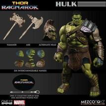 Marvel Thor Ragnarok Gladiator Hulk One:12 Mezco Collective Action Figure - $133.64