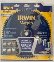 "IRWIN Marples 1853194 12"" x 80 Tooth Fine Crosscutting Circular Saw Blad... - $67.32"